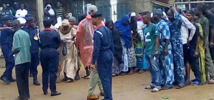 #OSUNDECIDES2018: IPC Condemns Humiliation of Journalists