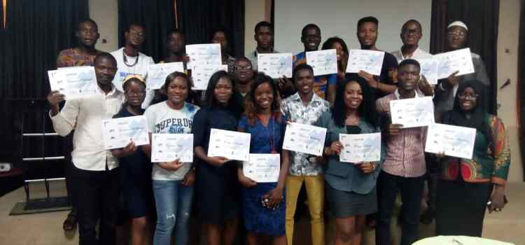 UDEME Trains Campus Reporters on Basics of Accountability Journalism