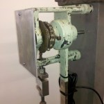 Load Cell Attaches To Clamp Arm