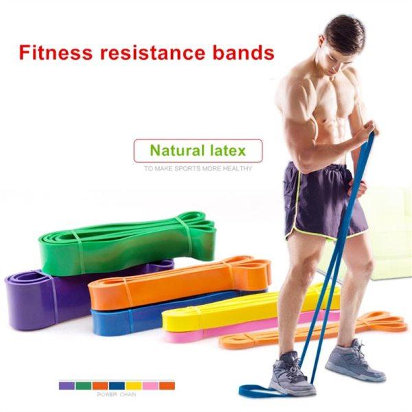2080mm Resistance Band Yoga Resistance Bands 2080mm Resistance Band Yoga
