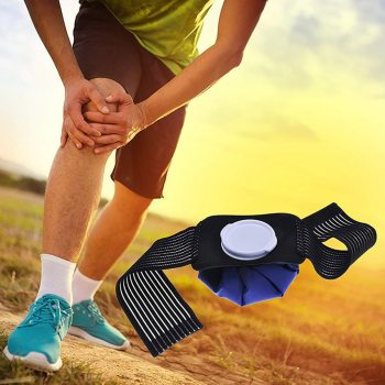 Knee Brace with Hot/Cold Pack Braces Knee Brace with Hot/Cold Pack