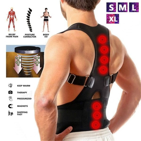 ZITY Adjustable Posture Corrector Posture Corrector ZITY Adjustable Posture Corrector