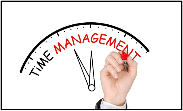 time management for writing test