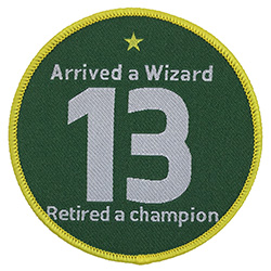 13 Arrived a Wizard