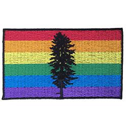 Cascadia Pride Flag
