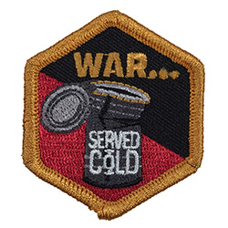 Cold War Food Drive Merit Badge