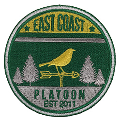 East Coast Platoon Bird