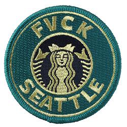 Fvck Seattle: Metallic