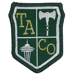TACO Crest 2016