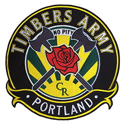 Timbers Army Back