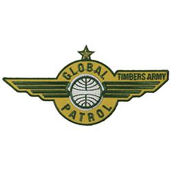 Timbers Army Global Patrol