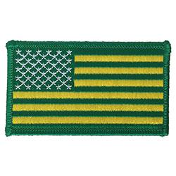 USA Flag – Timbers Colors