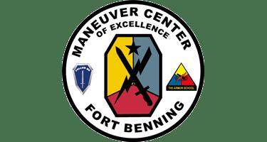 Manuever Center of Excellence Fort Benning seal