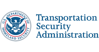 US Transportation Security Administration seal