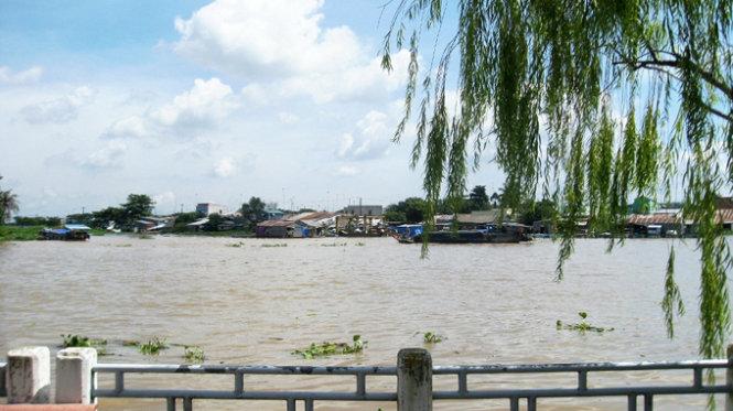 Bờ Sông Sa Giang, Sa Đéc