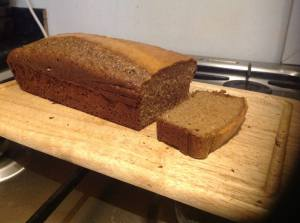 Gluten-free dairy-free paleo Bread from PT Gen Levrant personal trainer southampton