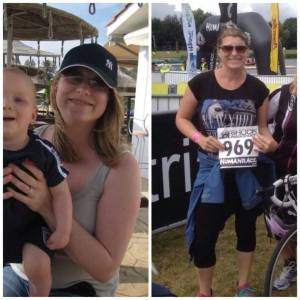 Kelly's amazing transformation: Southampton personal trainer Gen Preece Boot camp