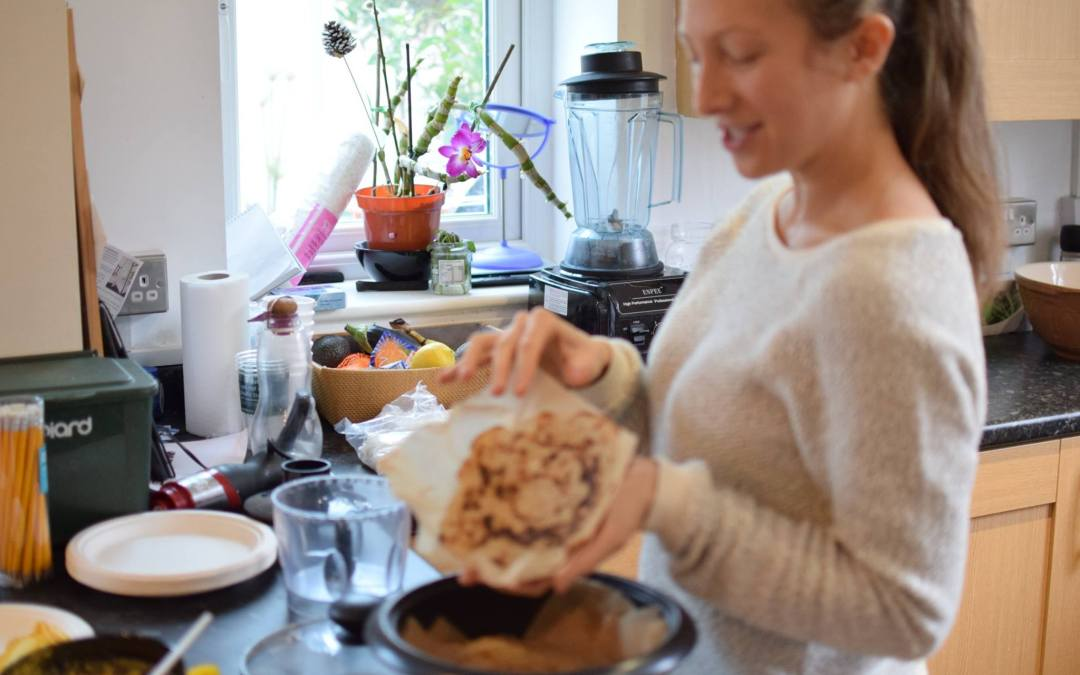 Nourish at Home Winter Warmers – what a day!