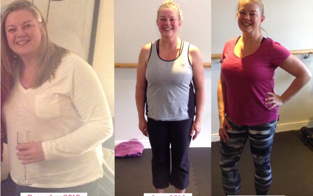Debbie's Amazing Transformation Story: getting her life back, stopping dieting and losing over 20 inches!