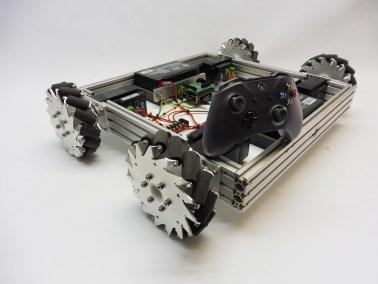 Mecanum Bot