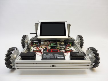 RC Mecanum Bot