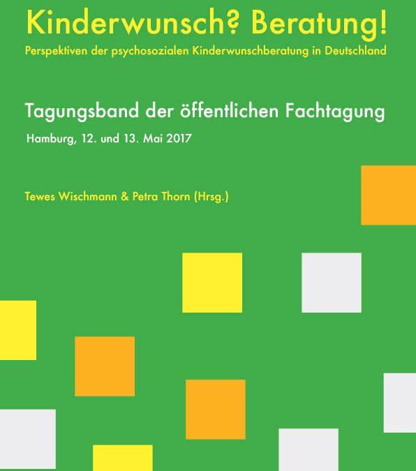 Neues Buch zur Kinderwunschberatung – kostenfrei!