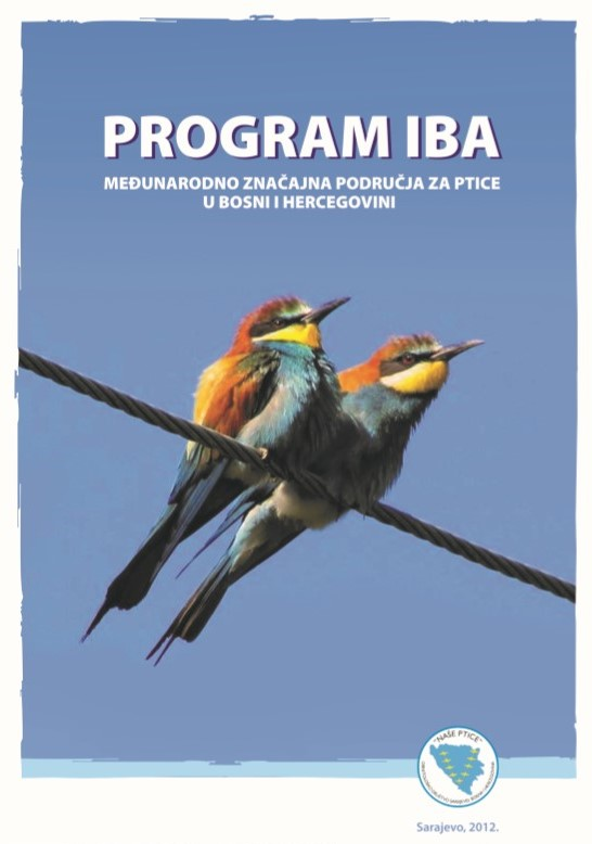 IBA program – Important Bird Areas in Bosnia and Herzegovina