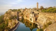 Le fort de chittorgarh