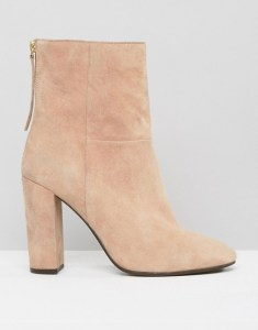 Bottines Daim Asos
