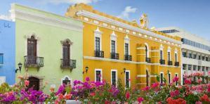 La ciudad de Campeche
