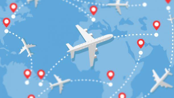 vuelos con conexiones