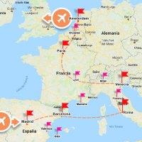 Tips para viajar a Europa en el verano