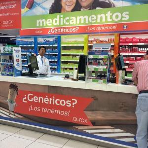 Medicamentos genéricos Aurax