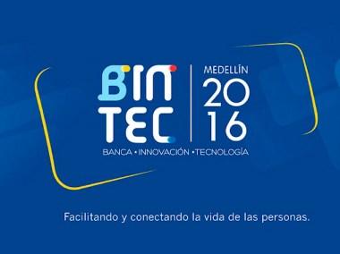 Evento Bin Tec 2016 Bancolombia