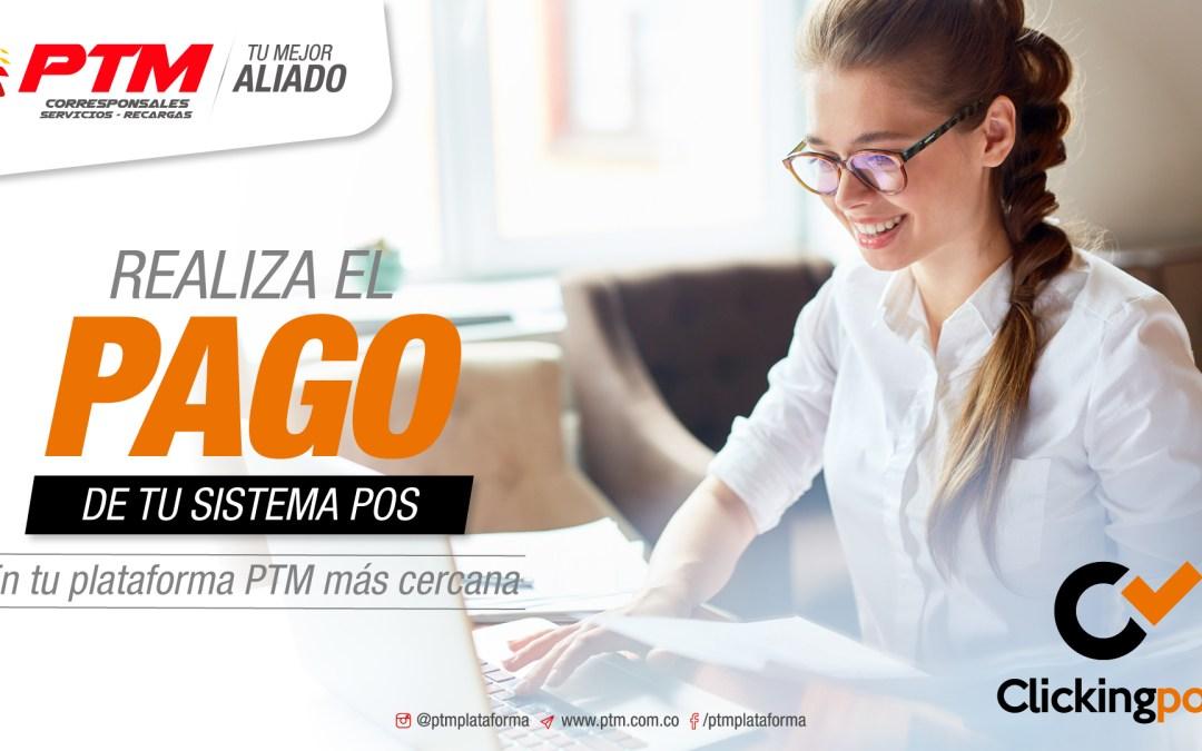 Alianza PTM y ClickingPos