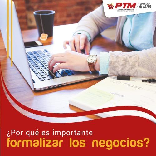 ¿Por qué es importante formalizar los negocios?