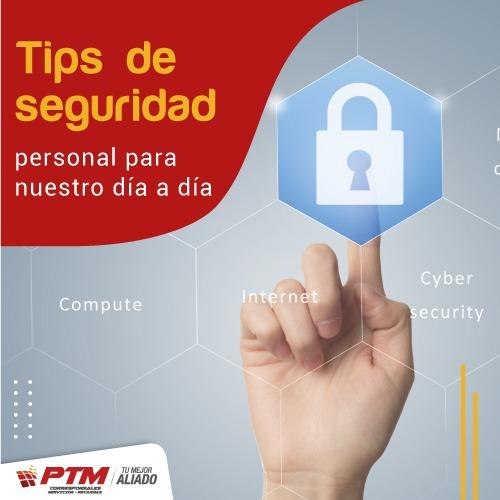 Seguridad personal para el día a día