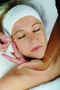 Eyebrow Waxing With Precision at Precision Waxing Springfield MO Spa