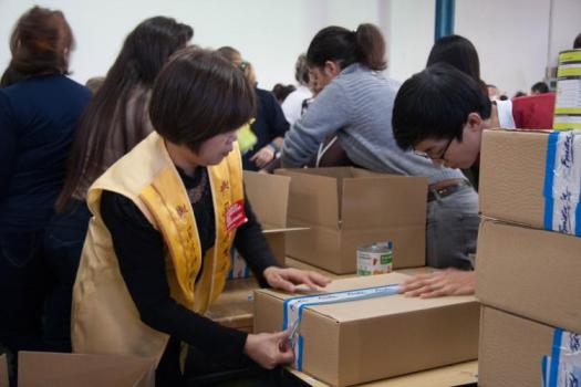 Banco Alimentar recolhe 2270 toneladas de alimentos