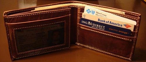 Wallet Open