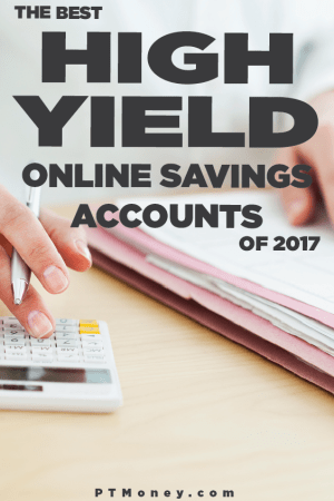 I spend a lot of time talking about the need to have your money in a high-interest or high-yield online savings account. I thought it was time I put together a list of the best accounts.