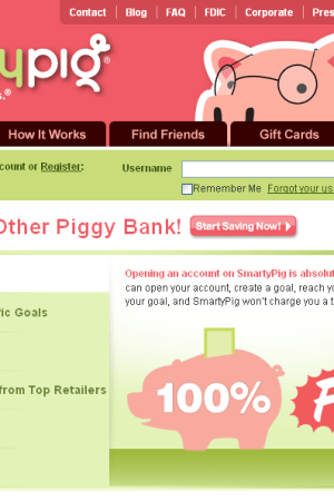 Take Real Savings Action: Start a Savings Goal with SmartyPig