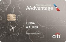 Citi® AAdvantage® Platinum Select® MasterCard®