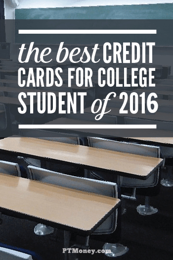 Do you have a college student in your house? Chances are he/she is looking at getting a credit card. Check out PT's top 3 picks for a credit card for college students in 2015. Make sure your student is making smart decisions with their card and their finances.