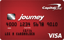 Journey Capital One Student