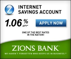 Zions Bank Savings