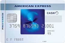 Blue Cash Preferred Card from American Express $150 Cash Back Bonus