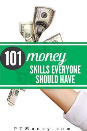 101 Money Skills Every Money Nerd Should Have