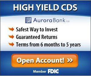 Aurora Bank Review – Savings, Checking and CDs