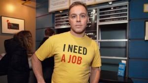 I Need a Job T-Shirt